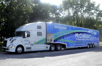 McCollister's Transportation acquires Custom Car Carriage Co.