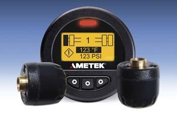 AMETEK, Advantage PressurePro offers real-time tire information
