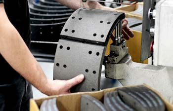Bendix brake shoe reman facility reaches production milestone