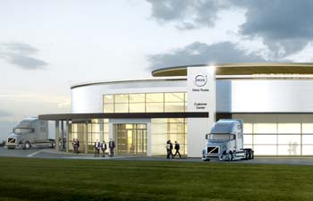 Customer center, facility upgrades part of Volvo's $38.1 million expansion