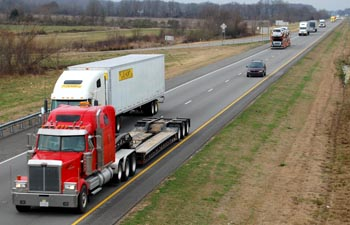 ATA: Trucking will continue to dominate freight movement